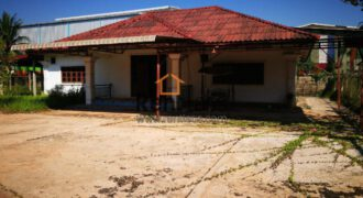 House FOR RENT near national university of Lao