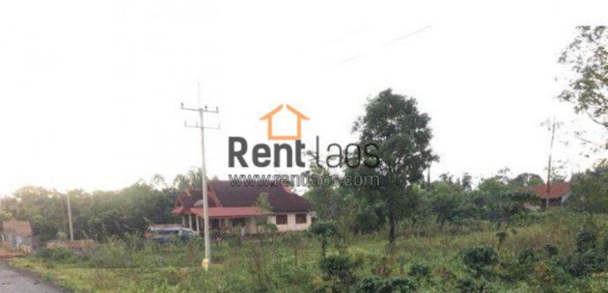 Paksong land FOR SALE(Champasak)