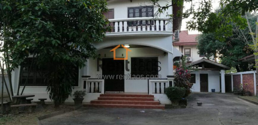 House near new French school FOR RENT