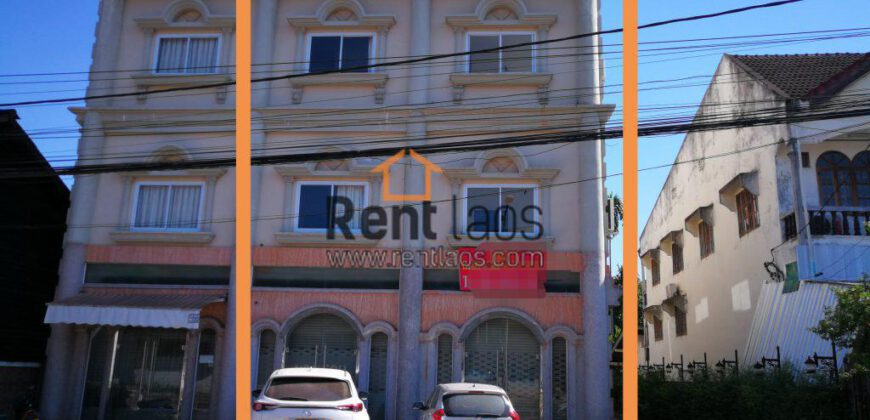 commercial building Near Chinese embassy FOR RENT