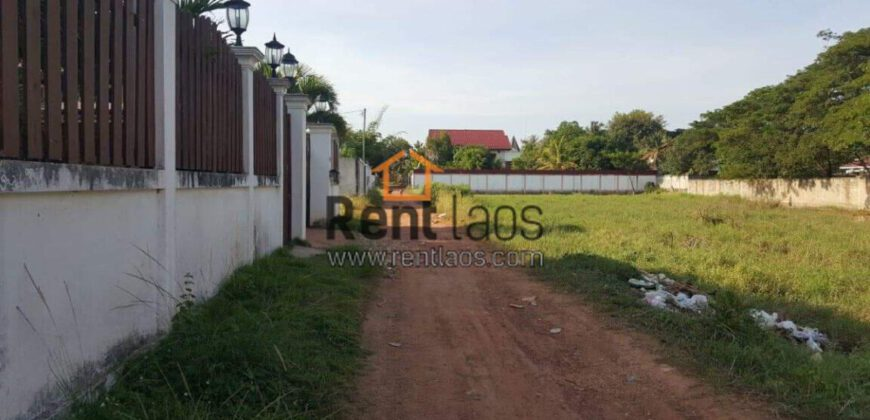 Land near 103 Hospital FOR SALE ດີນໃກ້ໂຮງໝໍ103 ຕ້ອງການຂາຍ