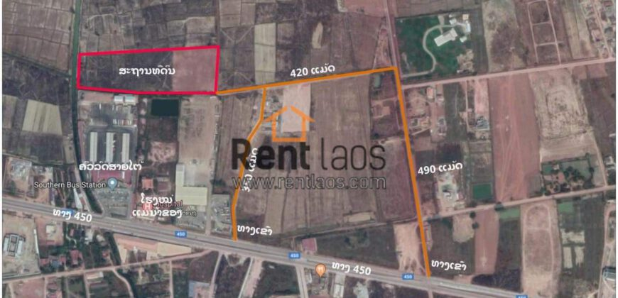 FOR SALE-Good land near Southern bus station