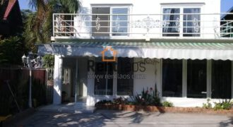Shop house/cafe FOR RENT near Joma Phonthan