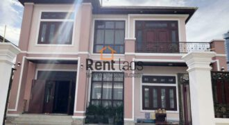 House near Lao -American college FOR RENT