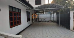 House Thai consulate FOR RENT