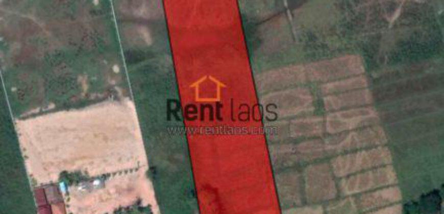 Hongsuphab Land FOR SALE ດີນບ້ານຮ່ອງສຸພາບ