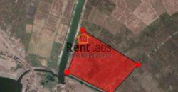 Land near southern bus station FOR SALE ດີນໃກ້ຄີວລົດສາຍໄຕ້