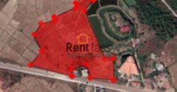 Land near Hospital,Asean game stadium FOR SALE ດີນບ້ານໂຄກໃຫ່ຍໃກ້ເດີນກີລາຊີເກມ