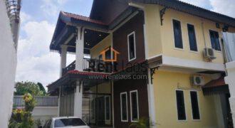 House near Kietisak School for RENT(KIS)