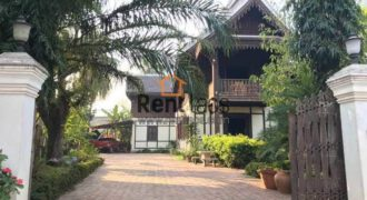 Hotel in Luangpabang FOR SALE