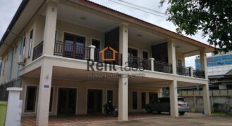Townhouse close to Patuxay FOR RENT