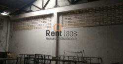 warehouse in main road FOR RENT
