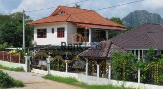 House in Vangvieng FOR RENT