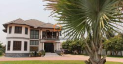 beautiful house near national university of Laos