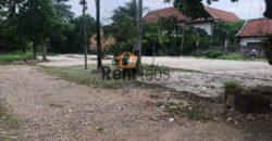 land near Thai consulate,Vientiane landmark FOR SALE