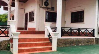 House near VIS school FOR RENT