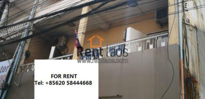 Office/Shop house FOR RENT in City center