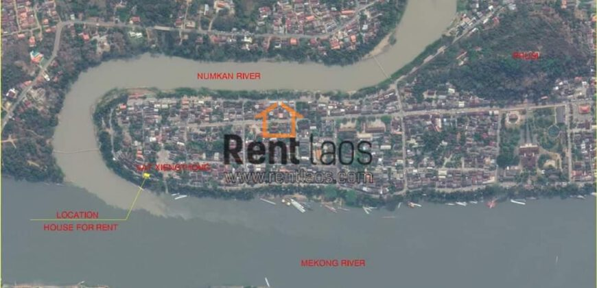 house in Luangphabang for rent