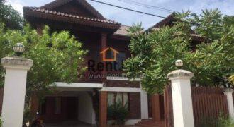 house near Thai embassy for rent