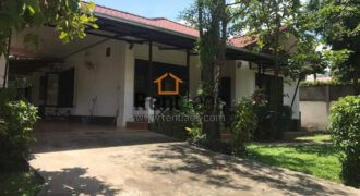 House with pool near Australia embassy FOR RENT