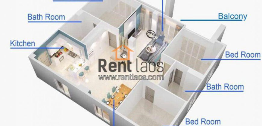 Penthouse for rent