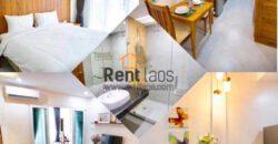 luxury service apartment near Patuxay