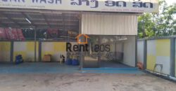 Car Wasing Station for lease Near national University of Laos