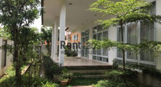 House near Nationality University of Laos for Rent