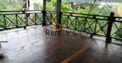 House near lao tobacco company for rent