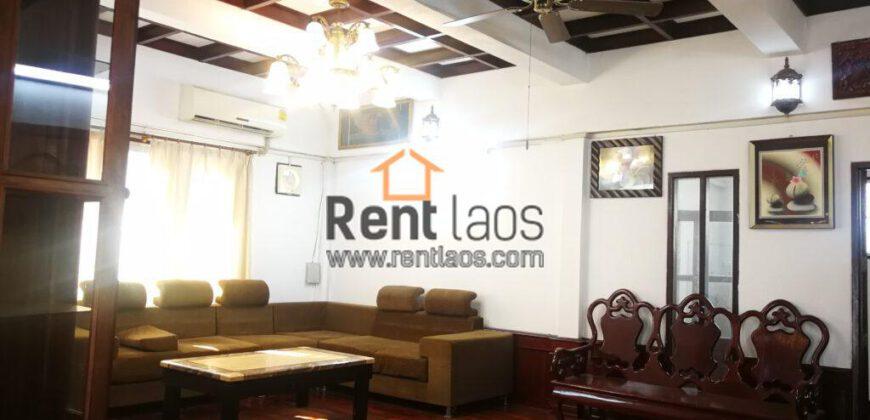 House near Sengdara fitness Centre for Rent