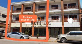 Building for rent in business area