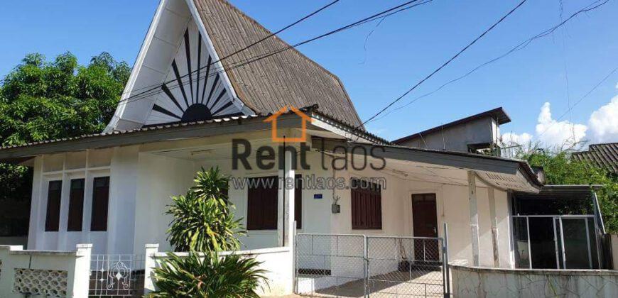house near morning market for rent