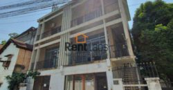 city center land and house for Rent