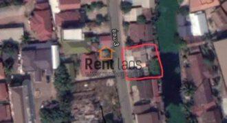 Land near Lao American college for sellດີນພ້ອມເຮືອນໃກ້ມະຫາໄລລາວອາເມກາຕ້ອງການຂາຍ