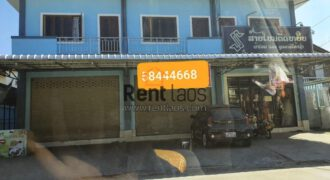 Shop house for rent near business area
