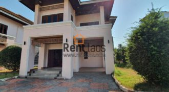Compound resident for rent near patuxay