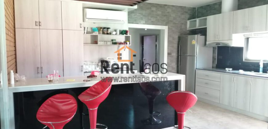 House near Indochina bank of rent