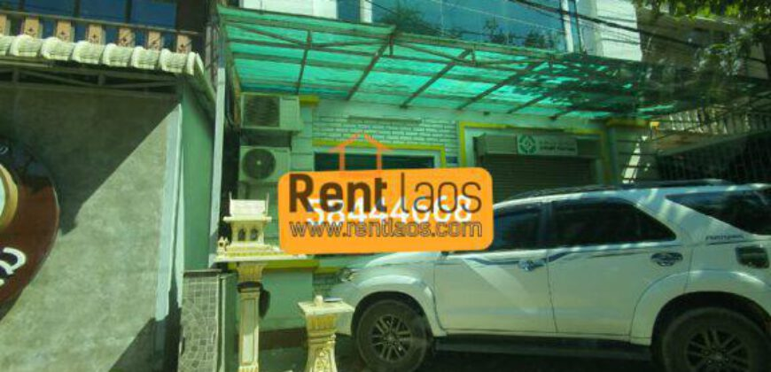 shop house near business area for rent