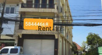 shop house /office /hostel for rent near business area