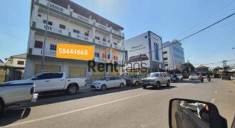 shop house in business area for rent