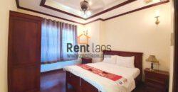 Luxury service apartments near UN, Patuxay for rent