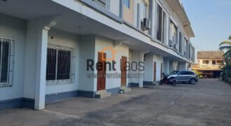 Town house near Itec,Thai consulate for rent