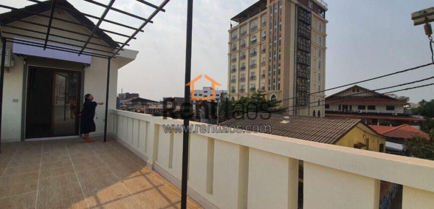 City centre building for rent