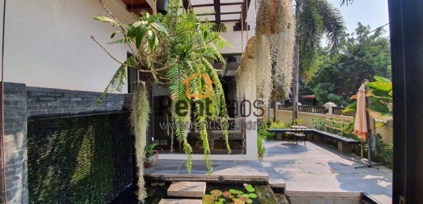 Modern house near Australia embassy for rent