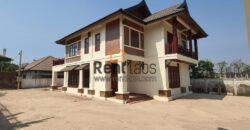 House near World food program for rent
