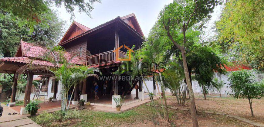 Riverside house for rent