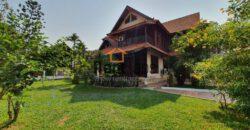 House near Kettisak school for rent
