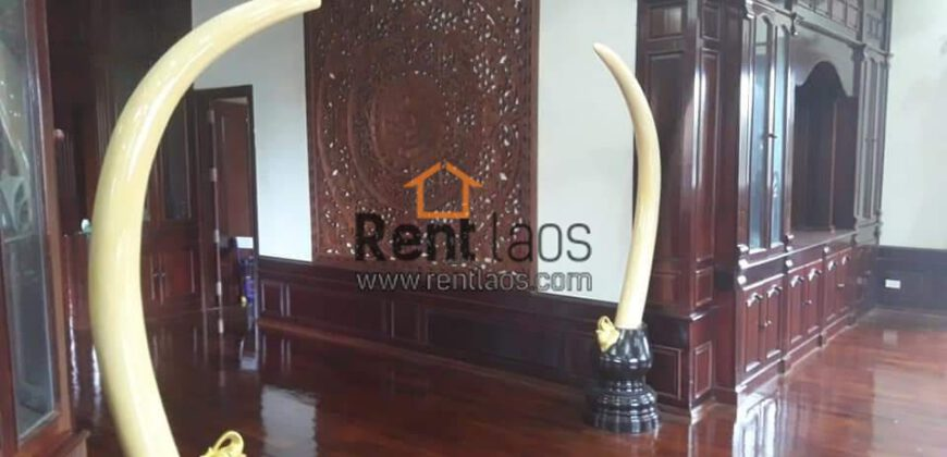 House near Wattay airport for rent