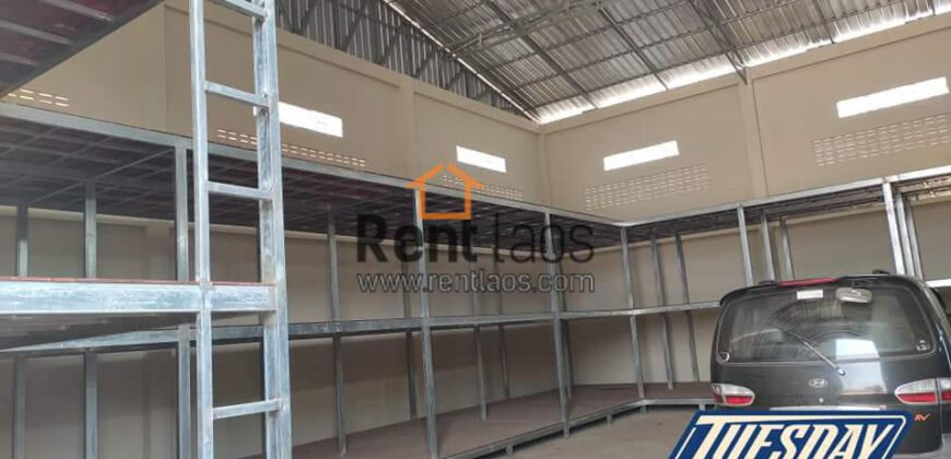 Storage and house near Sangjiang market for rent