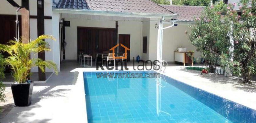 Pool house near Thai consulate for rent